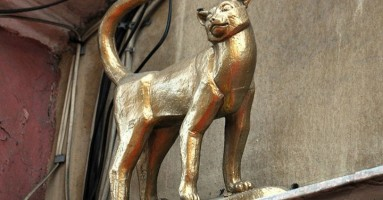 11 spomenika posvećenih mačkama